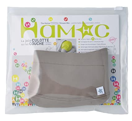 Hamac - Couche lavable Ze Original taupe - Medium