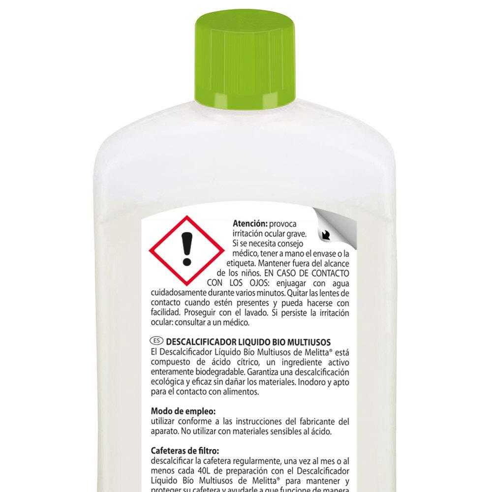 Melitta Descalcificador Bio Multi, Limpiador Express ...