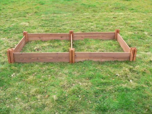 FSC de madera doble cama de germinación Kit de inicio: Amazon.es ...