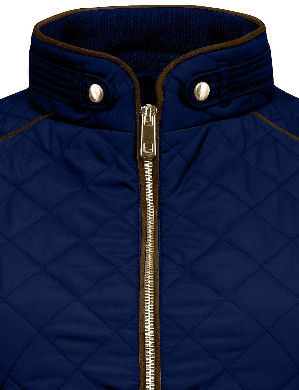 NE PEOPLE Womens Lightweight Quilted Zip Jacket//Vest