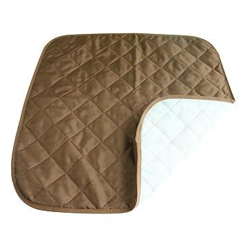 Almohadillas protectoras de asiento PX para el hogar, 20,5 x 20,5 cm, lavables, impermeables, ...