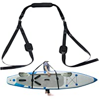 Adjustable Kayak SUP Carry Strap Multi-Use Shoulder Strap for Surfboard Stand Up Paddleboard Canoe Longboard Carry Belt Paddle Board Accessories