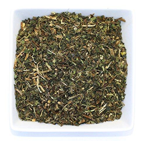 Tealyra - Pure Nettle Leaf Tea - Health Tonic - Organically Grown Herbal Tea - Support Digestive Health - Natural Diuretic - Natural Antihistamine - Caffeine-Free - 112g (4-ounce) Almond Apple Tart