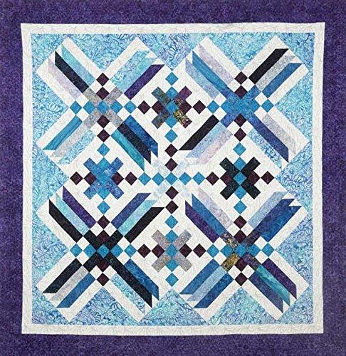 Pattern Cozy Quilt Designs (Criss Cross Quilt Pattern by Cozy Quilt Designs)