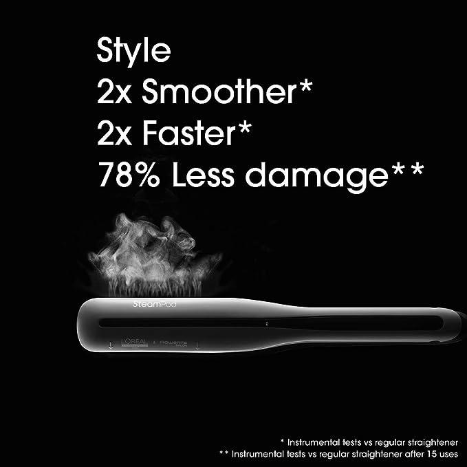 LOreal Professionnel SteamPod 3.0 Straightener: Amazon.es: Salud y cuidado personal