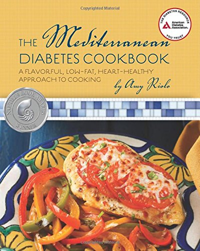 Mediterranean Diabetes Cookbook Amy Riolo