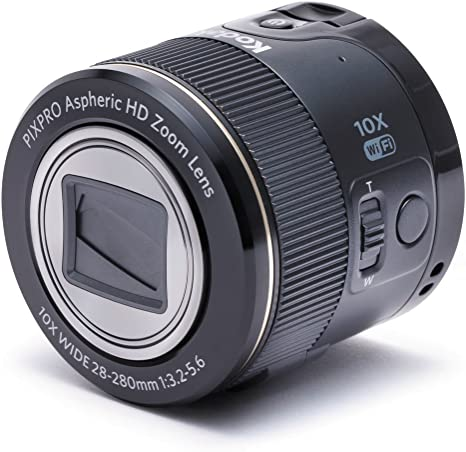 Kodak PIXPRO SL10-BLK - Cámara Digital (16,35 MP, 4608 x 3456 ...
