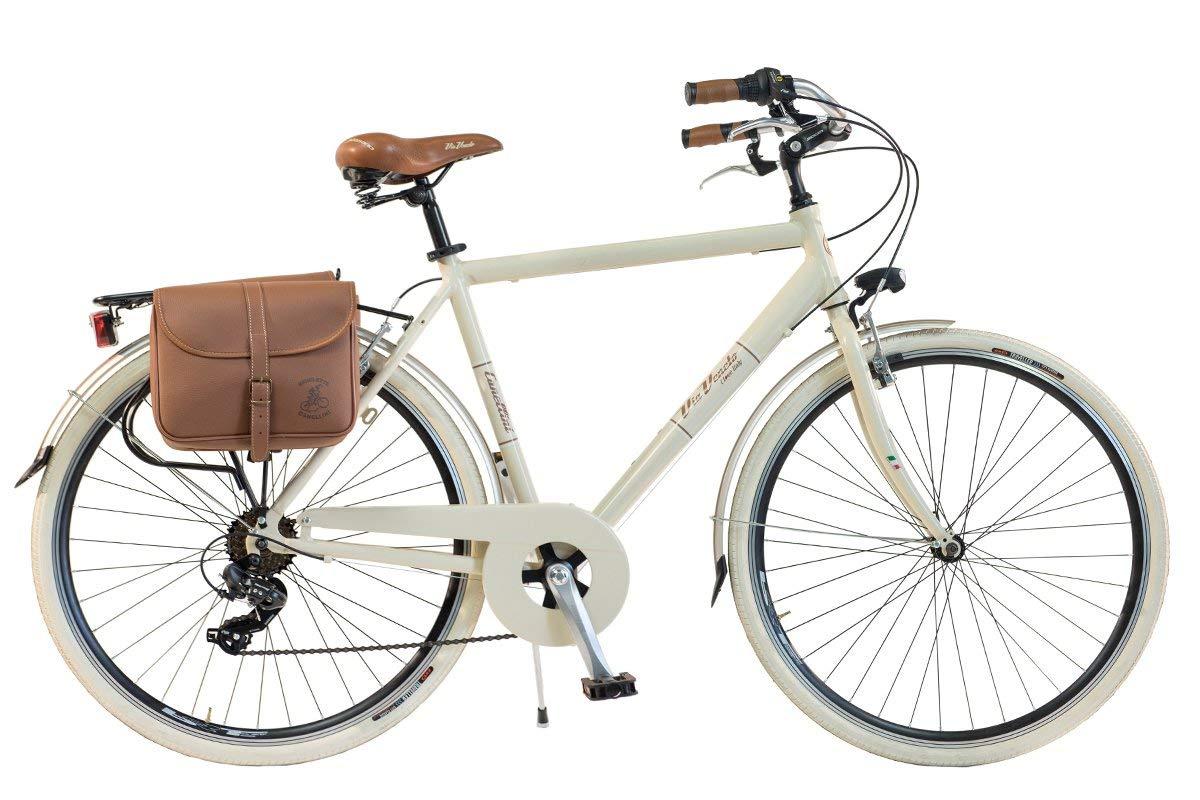 Via Veneto by Canellini Bike Bicycle citybike CTB Man Vintage Retro Via Veneto Aluminium