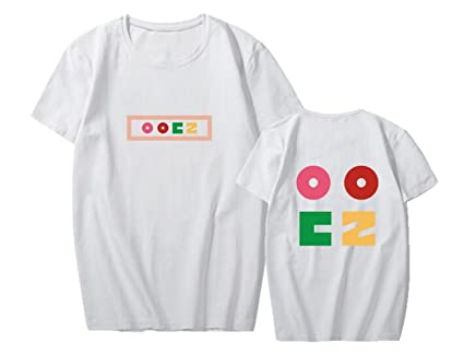 Kpop Twice Idol Room Summer Tshirt Loose Shirt Momo Sana Fangle Fashion Tops