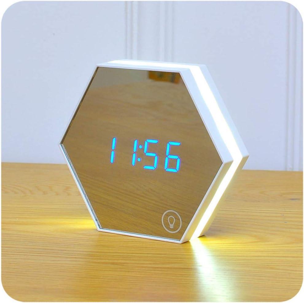 1Sconto Luz nocturna LED con sensor de movimiento, recargable por USB, luz nocturna de color variable, luz para pasillo, gabinete, armario, escaleras, baño, barra en cualquier lugar (Blanco) x1: Amazon.es: Hogar