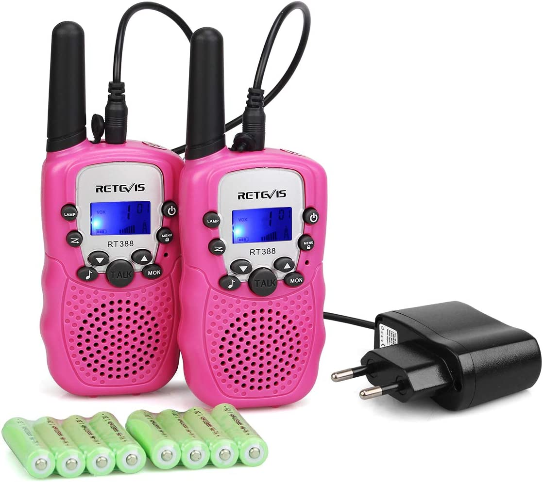 Retevis RT388 Walkie Talkie Niños