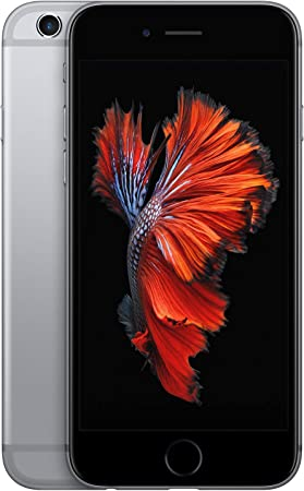 Apple iPhone 6s 128GB 4G Gris - Smartphone libre (SIM única, iOS ...