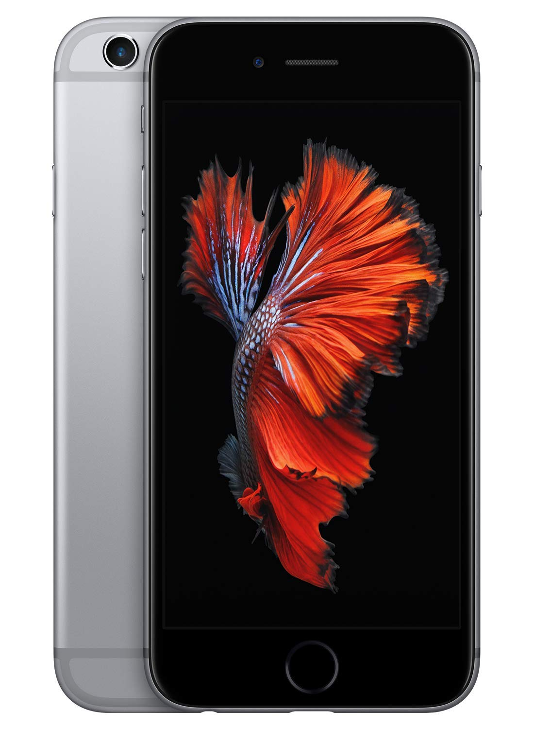 Simple Mobile Prepaid - Apple iPhone 6s (32GB) - Space Gray by Apple