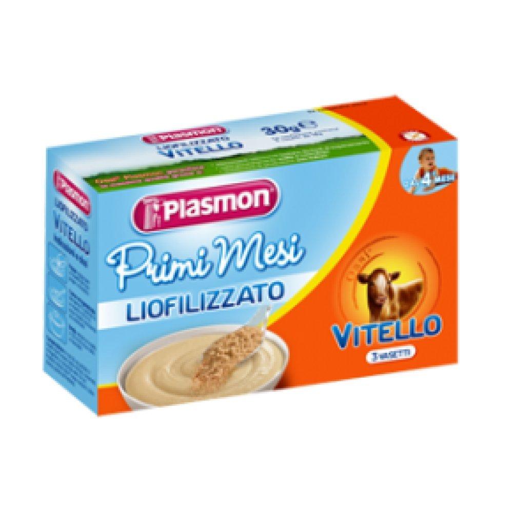( 5526 ) PLASMON (HEINZ ITALIA) PLASMON LIOF VITELLO 10GX3PZ PLASMON (HEINZ ITALIA ) 70181600