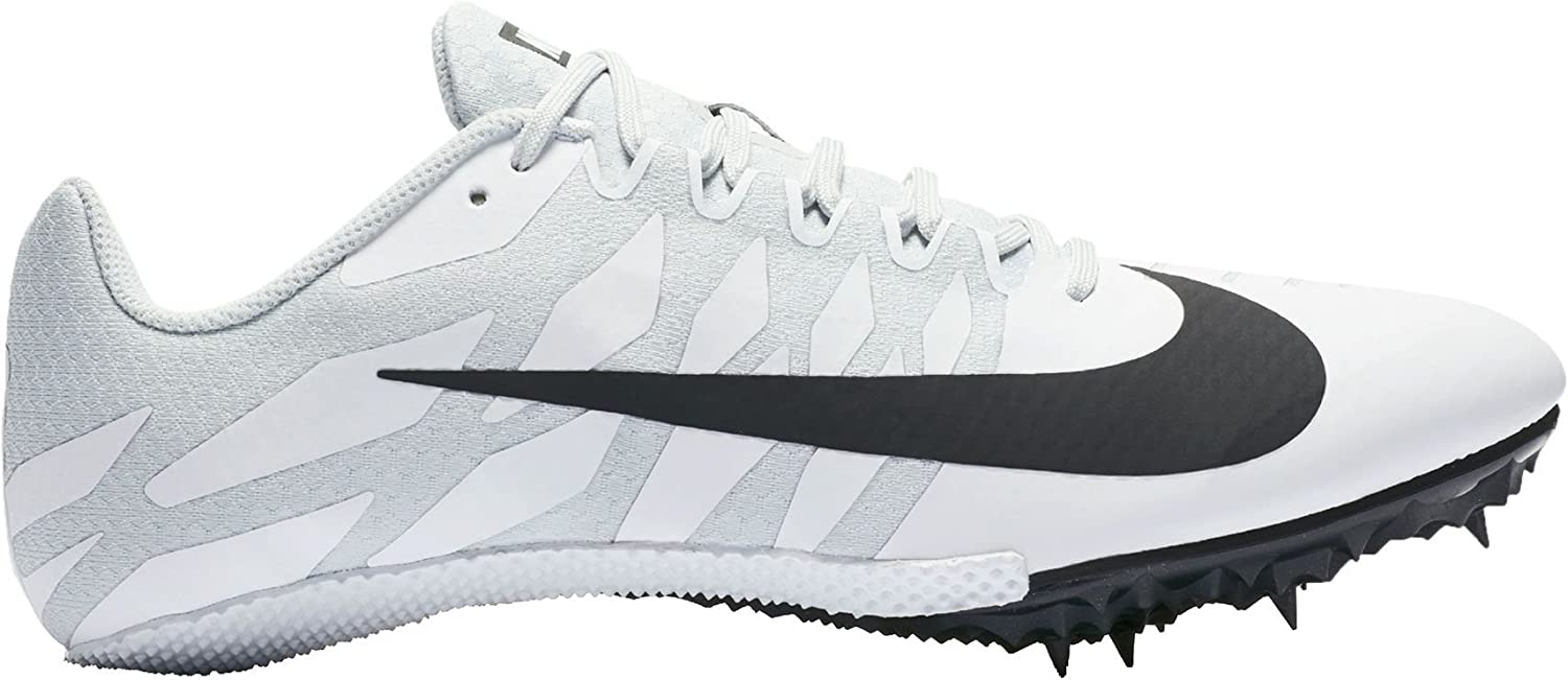 NIKE Men's Zoom Rival S 9 Track and Field Shoes B07DWYW5CN