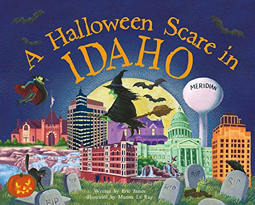 Read Online A Halloween Scare in Idaho (A Halloween Scare In...prepare If You Dare) pdf