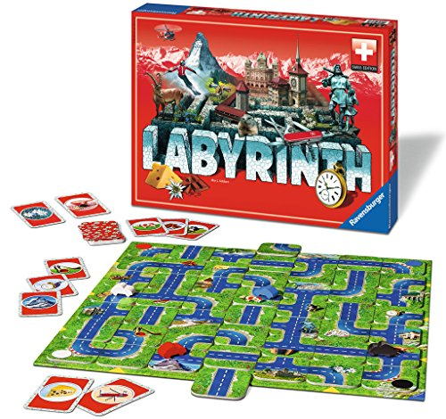 Labyrinth - Swiss Edition - Board Game ()