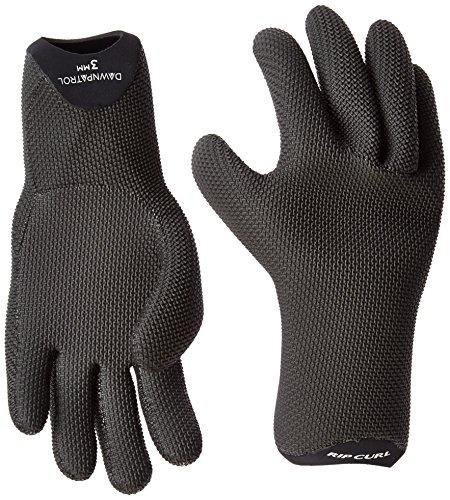 Rip Curl Dawn Patrol 3mm Gloves, Black, Small