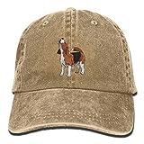 PWLLS Unisex Prideful Beagle Retro Dad Cap Adjustable Hat For Outdoor Baseball Cap