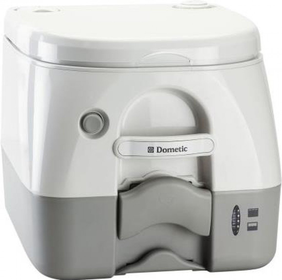 Toilette DOMETIC 972 weiß/grau
