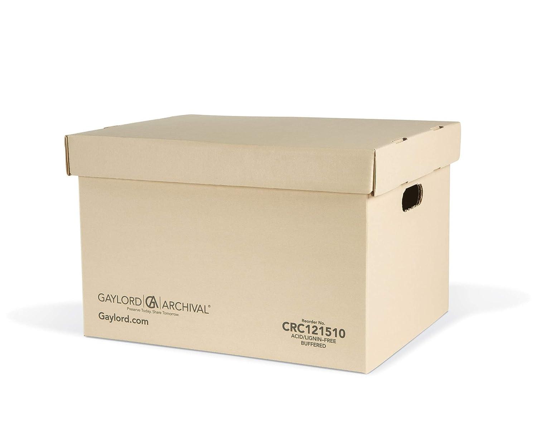 Amazon.com: Gaylord - Caja de almacenamiento con asas ...
