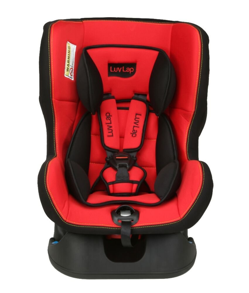 Luvlap Sports Convertible Baby Car Seat Suitable For 0-4