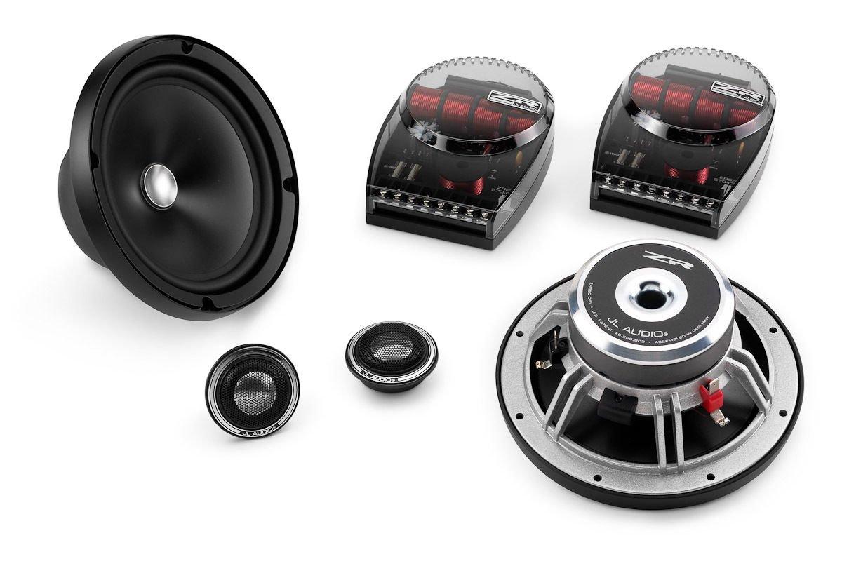 Amazon.com: JL AUDIO ZR 650 CSi   Car Speaker   85 Watt   2 Way    Component: Car Electronics