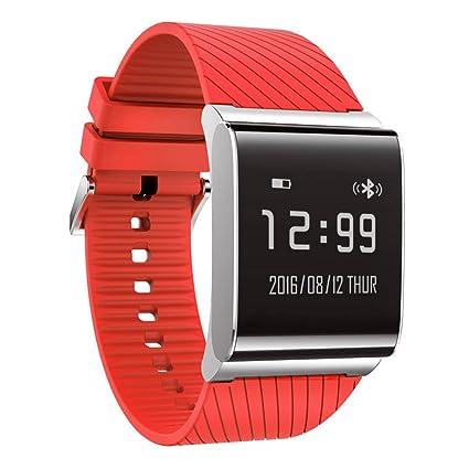 chengstore X9 Plus Smart pulsera reloj de pulsera Monitor de ...