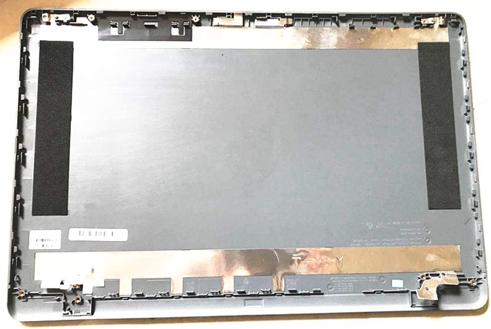 MAXROB Replacement Base Cover for HP Pavilion 17-BS 17-AK A Cover 926483-00 Laptop 17-BS 17BS Series Black LCD Back Cover 926489-001 933298-001 Gray