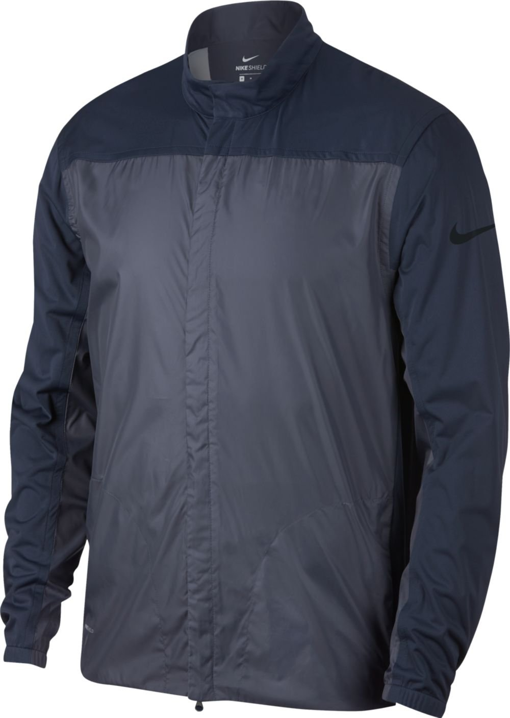c6a828f8 Amazon.com : Nike Shield Full Zip Core Golf Jacket 2018 : Clothing