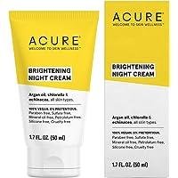ACURE Brilliantly Brightening Night Cream, 50 milliliters (1.75fl.oz)