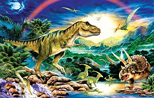 SunsOut Tyrannosaur 100 Piece Jigsaw Puzzle