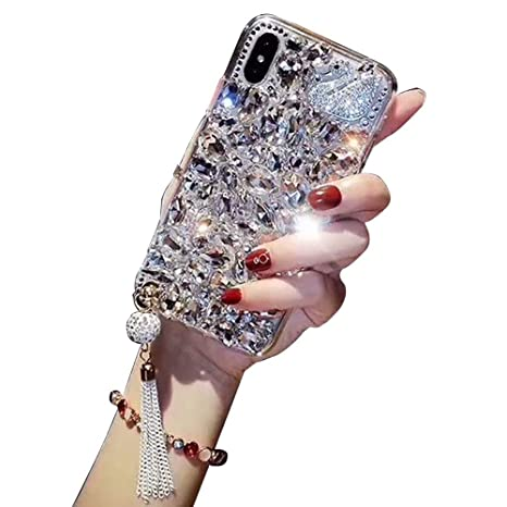 coque iphone x bling bling