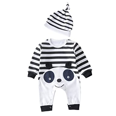 Bom Bom Bebe Pelele Manga Larga Conjunto Cartoon Animal: Amazon.es: Ropa y accesorios