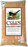 whole feed corn - Cole's CC10 Cracked Corn, 10-Pound