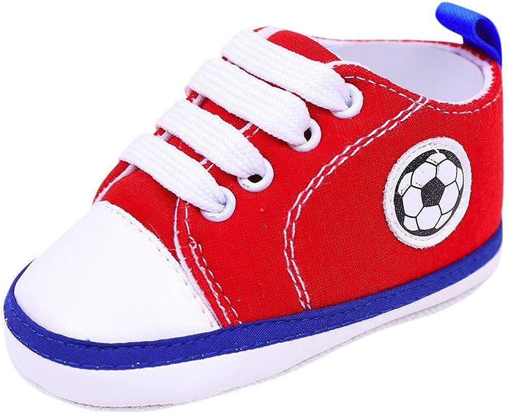 YanHoo Zapatos para niños Zapatillas de Deporte de bebé recién ...