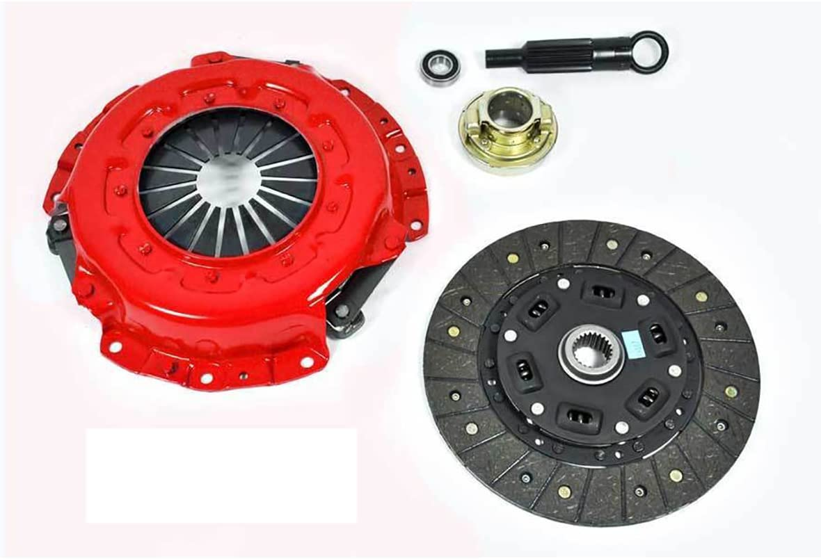 EFT RACING STAGE 2 CLUTCH KIT SET WORKS WITH D50 RAM 50 POWER RAM RAIDER MIGHTY MAX PICKUP
