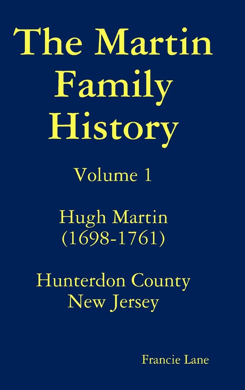 The Martin Family History pdf