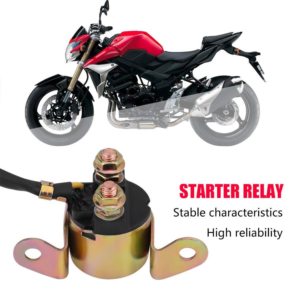 Motorcycle ATV Starter Relay for Suzuki DR200SE 1997-2007