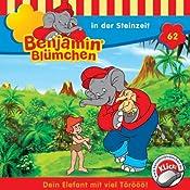 Benjamin in der Steinzeit (Benjamin Blümchen 62) | Elfie Donnelly