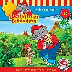 Benjamin in der Steinzeit (Benjamin Blümchen 62)