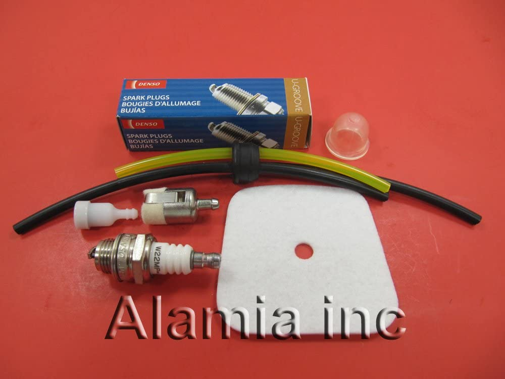 NEW REPLACEMENT FUEL LINE KIT W//FILTER /& VENT FITS MANTIS TILLERS NOT ASSEMBLED
