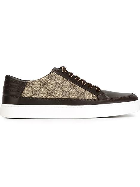 GUCCI - Zapatillas de Gimnasia Hombre, marrón (marrón), 39: Amazon.es: Zapatos y complementos