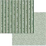 """Garden Party Double-Sided Cardstock 12""""X12""""-Enchanted"""