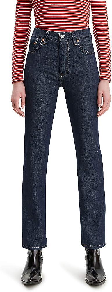 Levi S Women S 501 Original Fit Jeans At Amazon Women S Jeans Store Unpacking the levi's 501 original fit jeans. levi s women s 501 original fit jeans