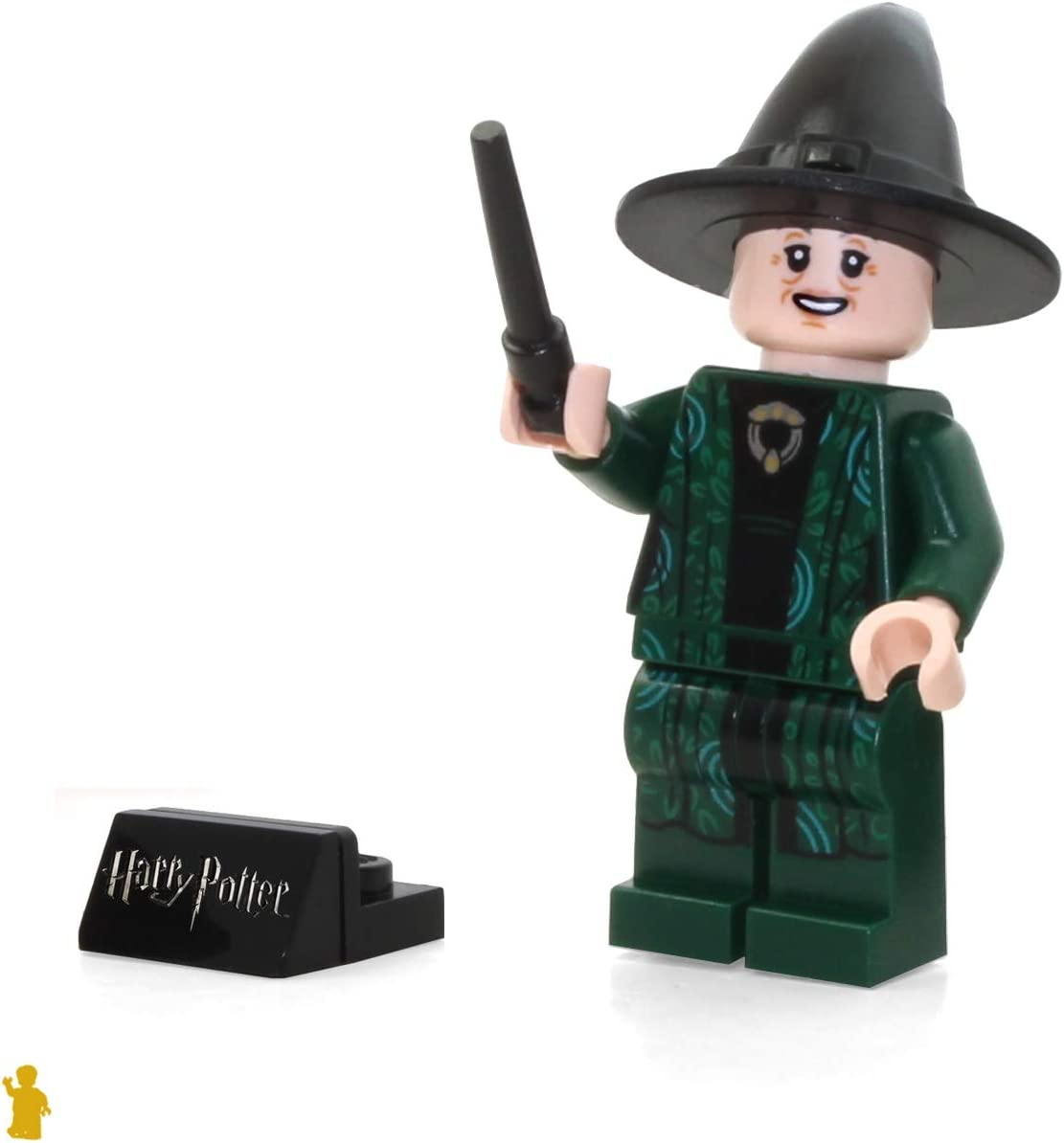 LEGO Professor Minerva McGonagall HARRY POTTER set 75954 Great Hall NEW!