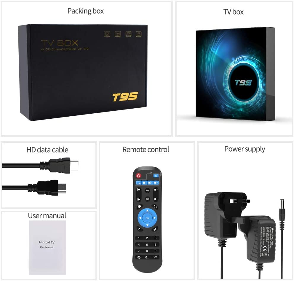 gaixample.org Support H.265/3D/6K Ultra HD/BT 5.0/HDMI 2.0 Smart ...