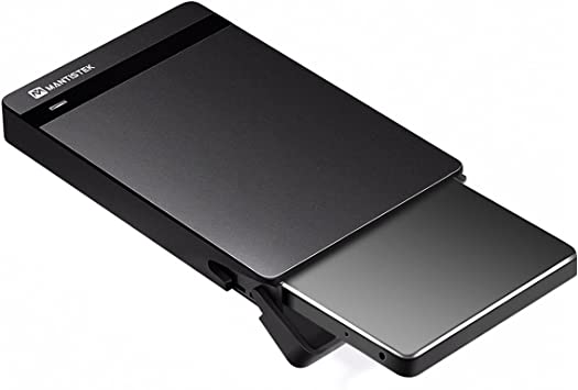 MantisTek USB 3.0 Caja para Disco Duro Externo SSD SATA HDD ...