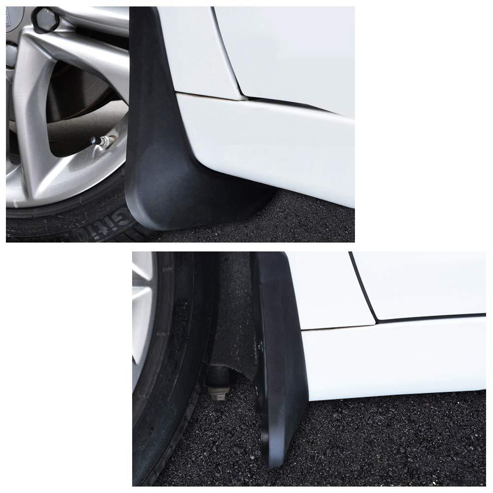 Car Mudguards for Volkswagen Passat B5 B5.5 1998-2004 Auto Car Mudguards Fender Splash Guards Mud Flaps Accessories Front and Rear Set of 4pcs
