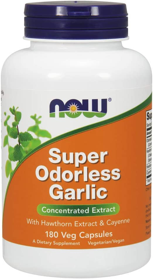 Super Odorless Garli…